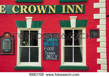 Stock Photography of shop sign, front, window, shop sign, United.