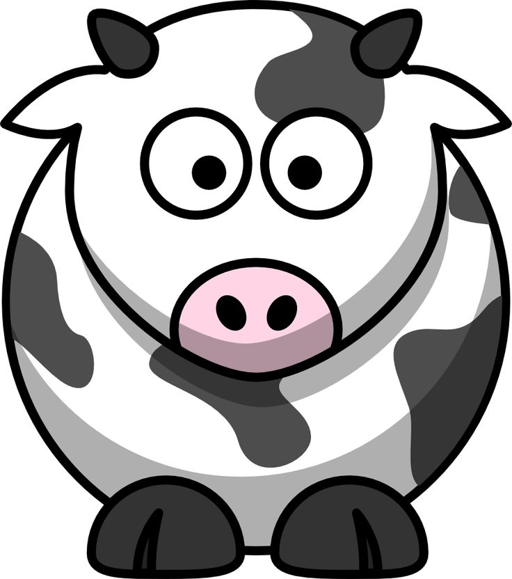 Front woods beef clipart #17