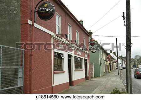 Stock Photography of Republic of Ireland, County Cork, Kiltha, A.