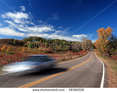 September Landscape Stock Photos, Royalty.
