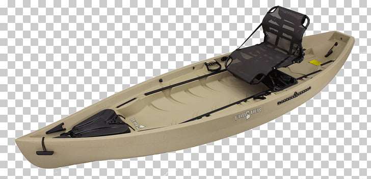 Frontier Airlines Angling Kayak fishing Military camouflage.