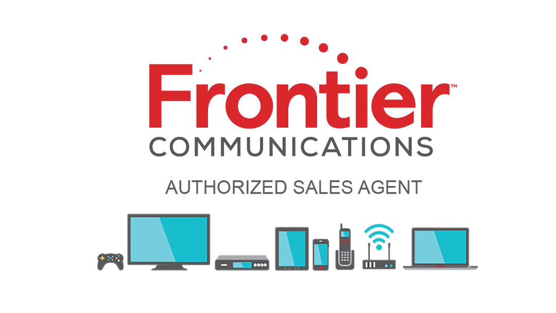 Frontier Communications Authorized Sales Agent.