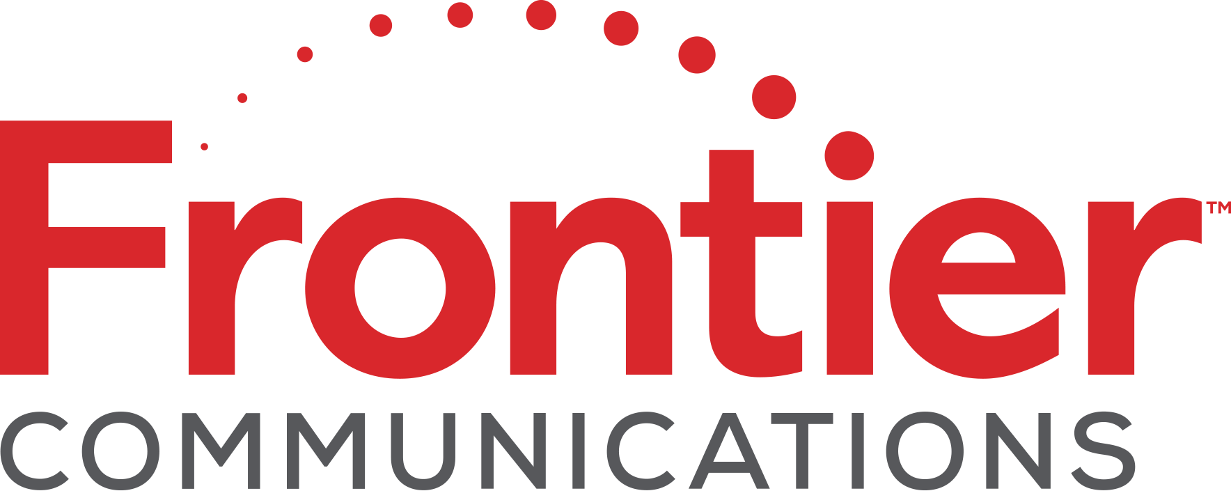 Frontier Communications.