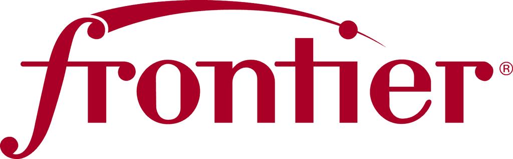 Frontier Logo / Telecommunication / Logo.