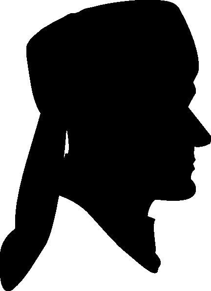 Frontiersman Clip Art at Clker.com.