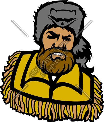 Gallery For > Frontiersman Clipart.