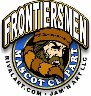 Frontiersmen Clipart on Rivalart.com.