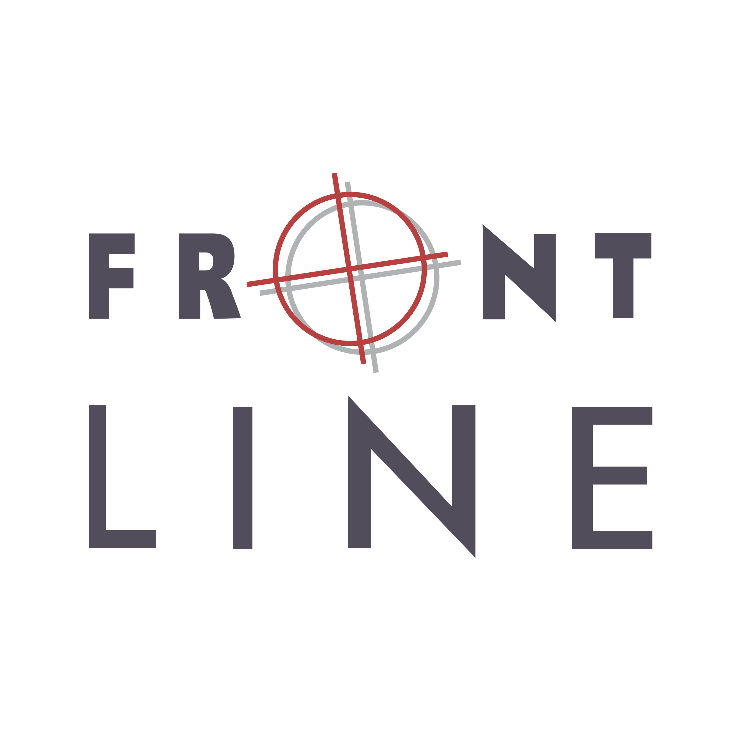 FrontLine Logo PNG Transparent & SVG Vector.