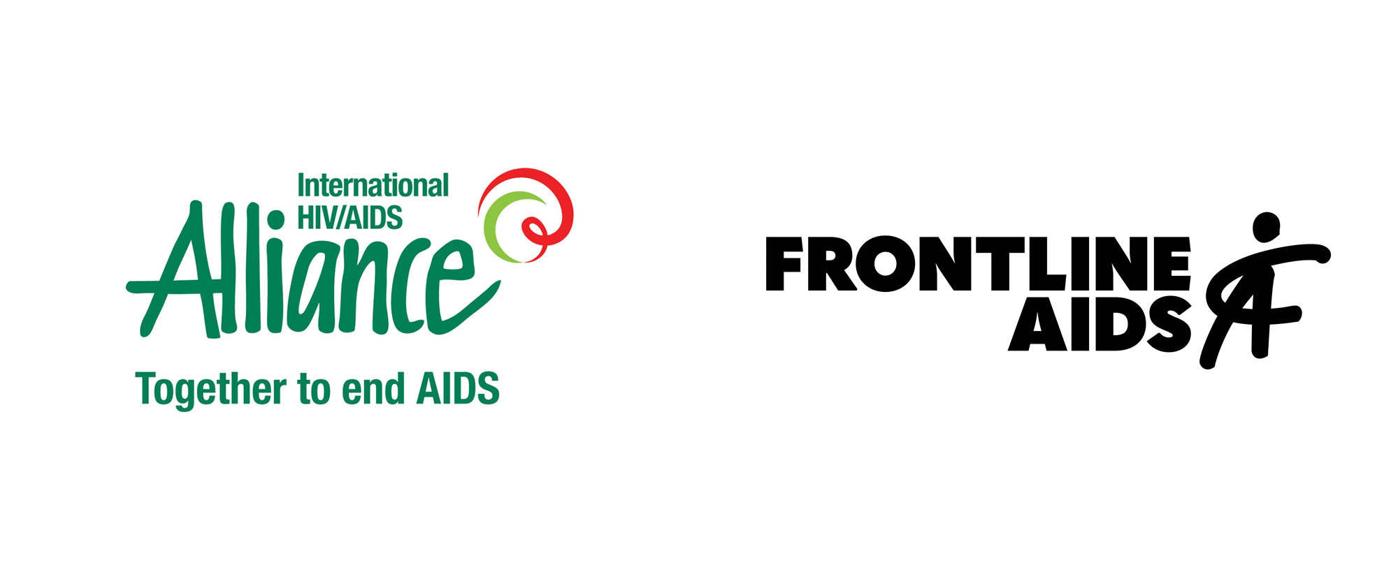 Brand New: New Logo and Identity for Frontline Aids by Brandpie.