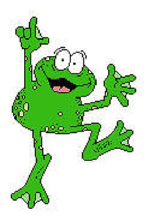 Frog Clip Art For Teachers.