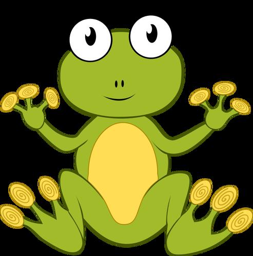 51 Frosch kostenlose clipart.