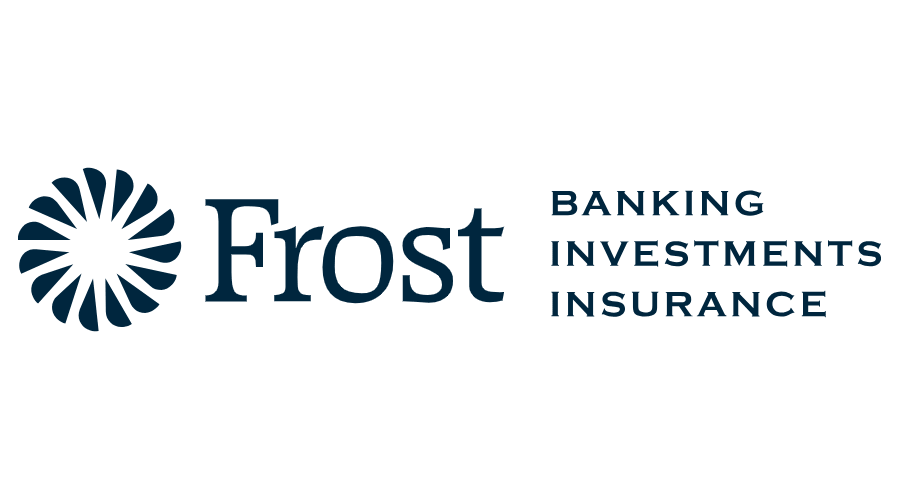 Frost Bank Vector Logo.