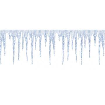 Frosty Border Clipart.
