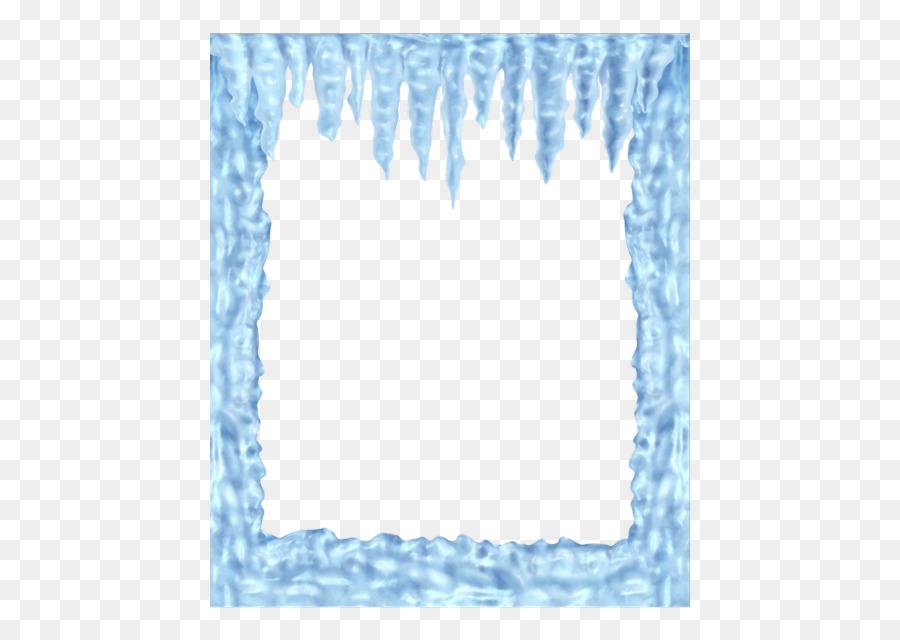 Ice Background.