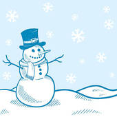 Clipart of jack frost cartoon k17739395.