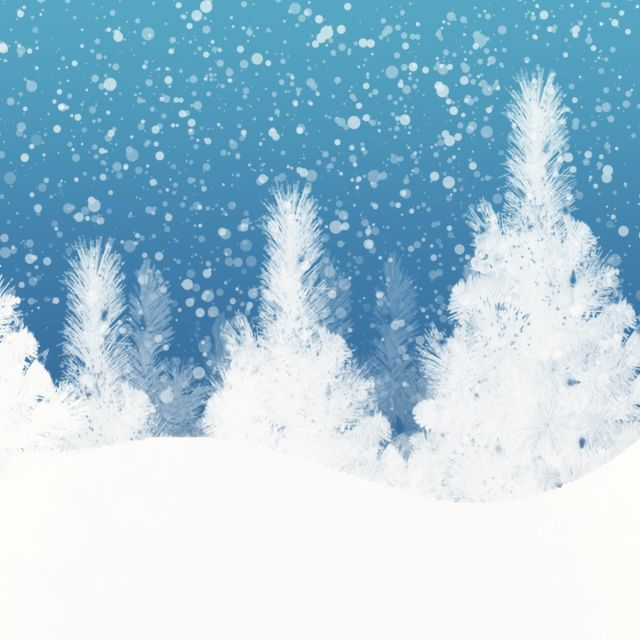 Snow Effects, Snow, Christmas Tree, Decoration PNG.