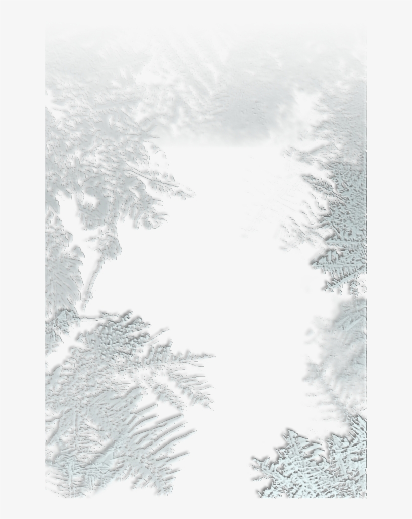 Frost Effect Png.