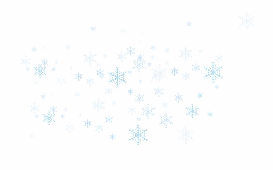 Snow Clipart Overlay.
