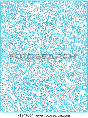 Clipart of Frost pattern k1947054.