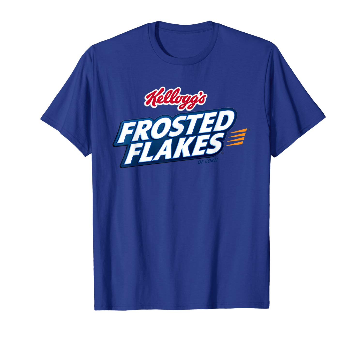 Kellogg\'s Frosted Flakes Logo T Shirt.