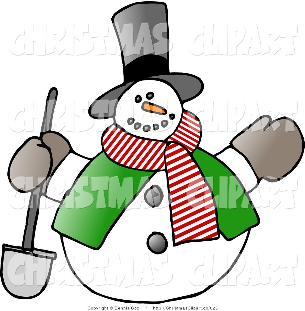 Snowman Top Hat Clipart.