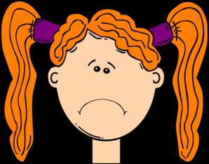 Frown clip art.