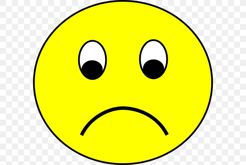 Smiley Sadness Emoticon Clip Art, PNG, 600x552px, Smiley.