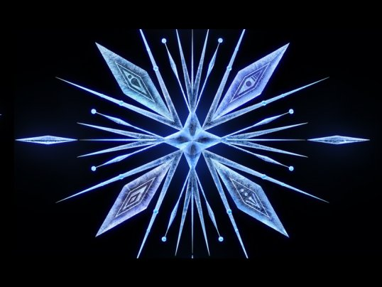 How the 4 symbols in \'Frozen 2\' represent earth, wind, fire.