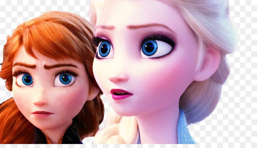Anna Frozen png download.