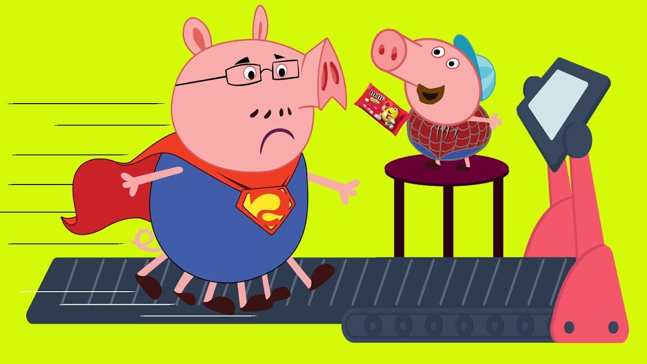 Bonnie Channel TV Bonnie Pig , Spiderman & Frozen Elsa Episode 63.