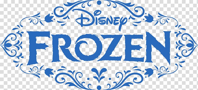 Disney Frozen illustration, Elsa Anna Logo The Walt Disney.