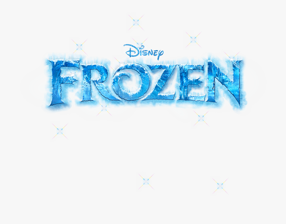 Frozen Clipart Logo.