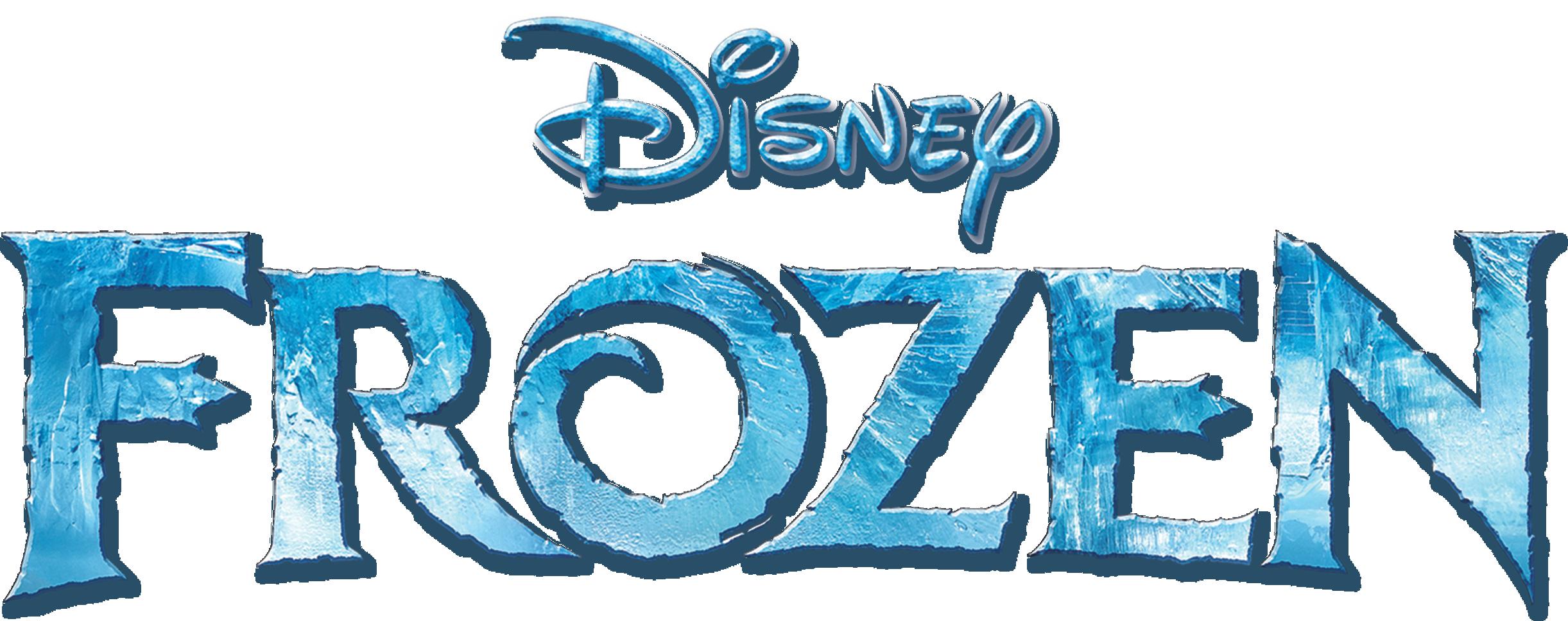 Elsa Anna Kristoff Olaf Logo.