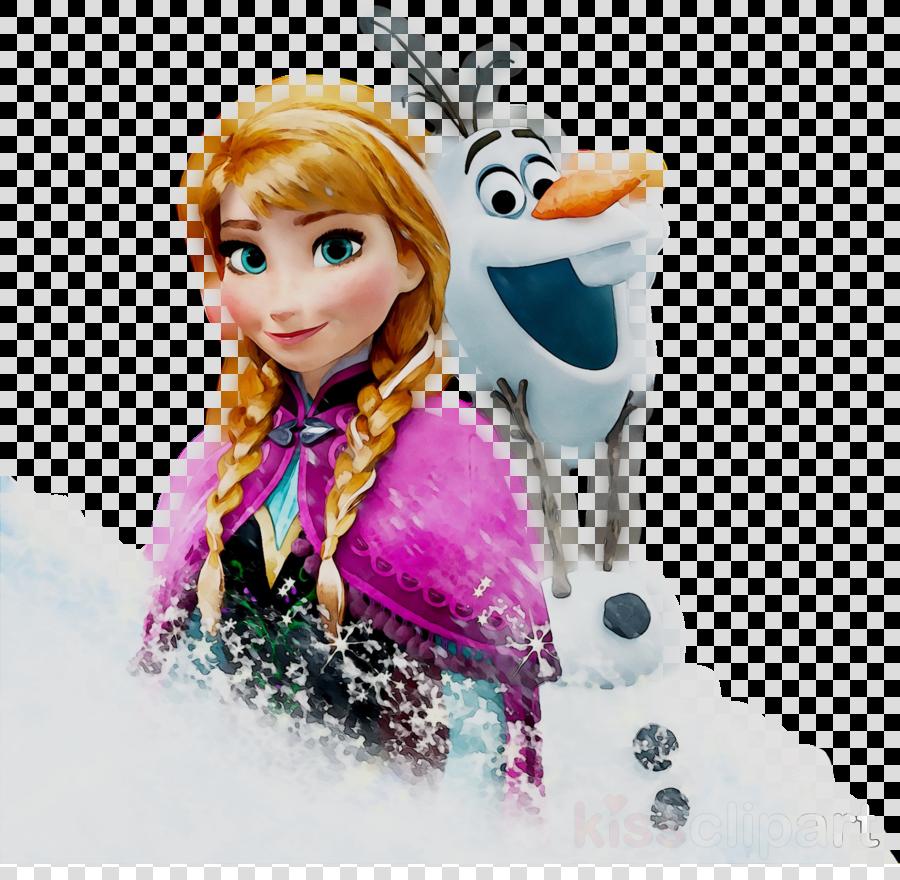 Frozen Background clipart.