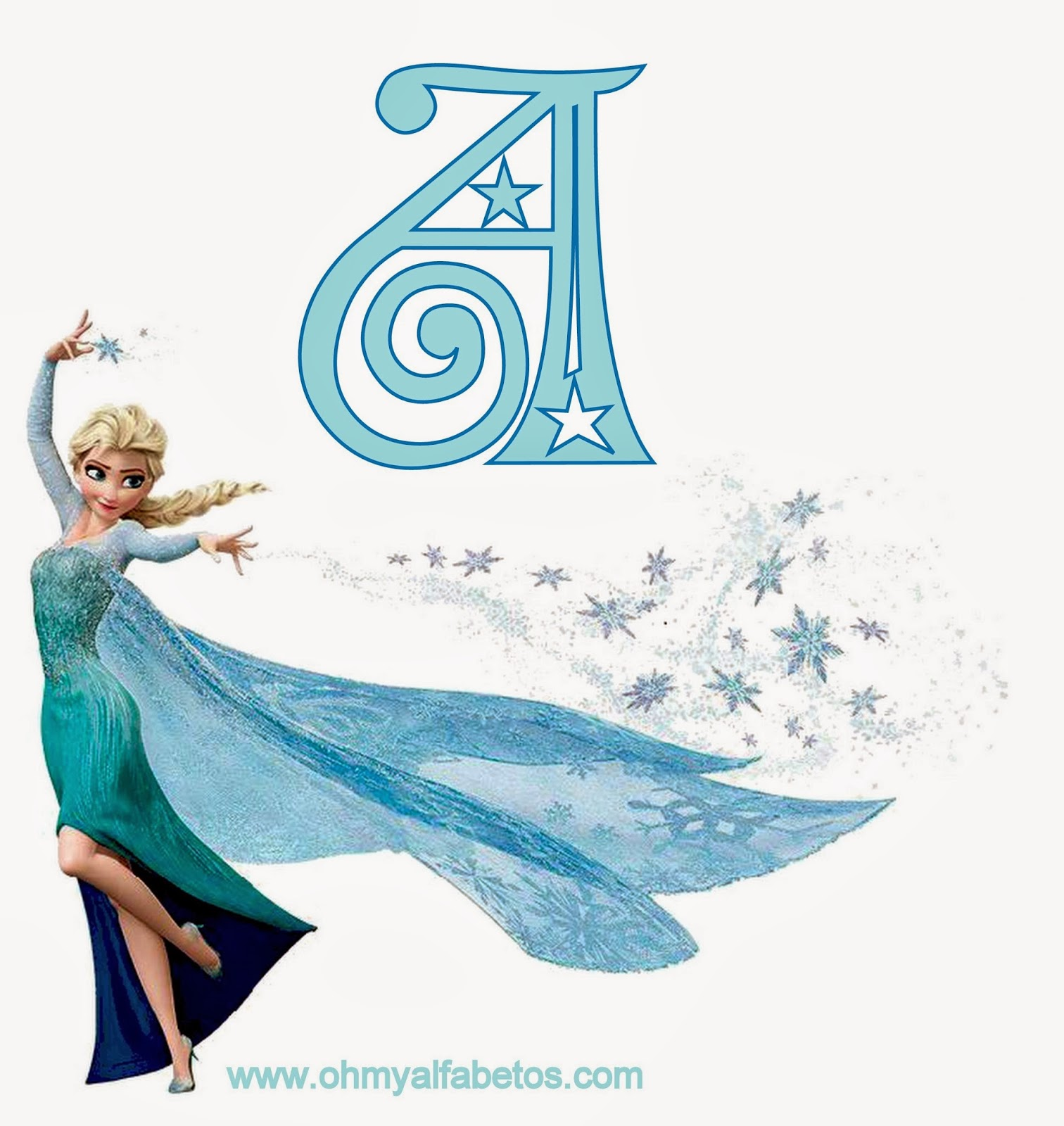 Frozen: Free Printable Elsa´s Crown..