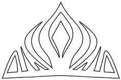 Elsa Crown Clipart (7+).
