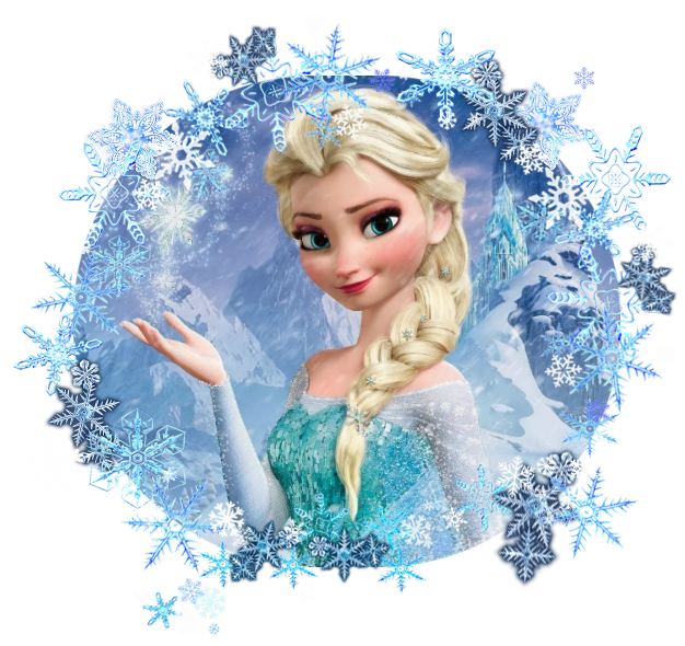 Elsa Frozen Anna Kristoff Olaf.
