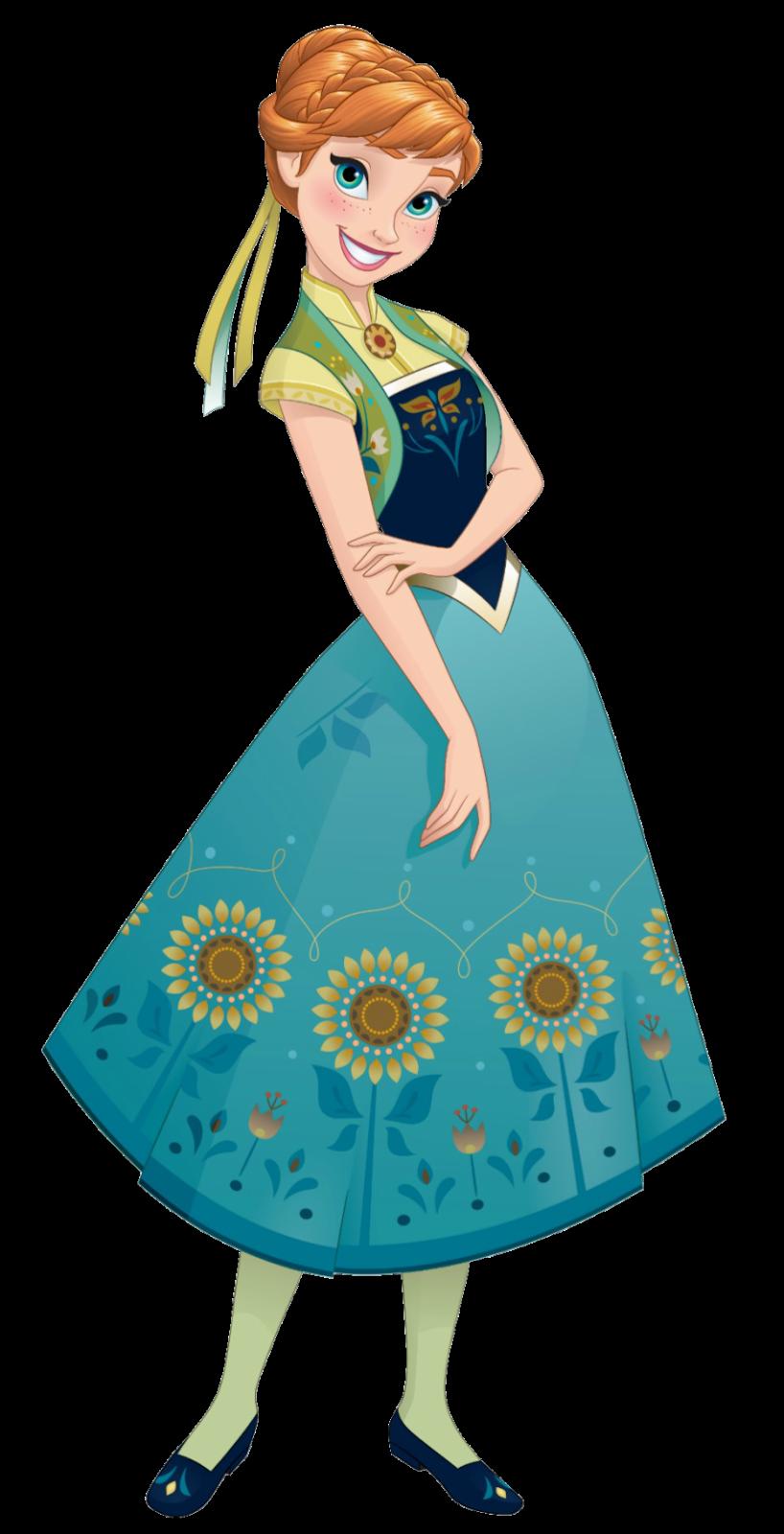 Anna Elsa Frozen Fever Olaf Kristoff.