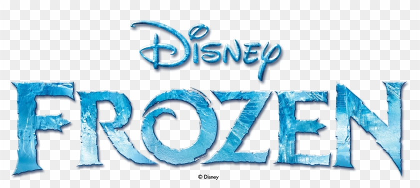 Frozen Font Png.