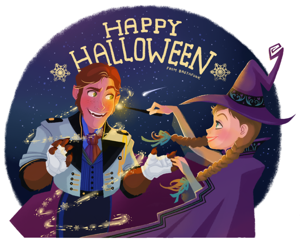 Happy Frozen Halloween by BASTAFUNK on DeviantArt.