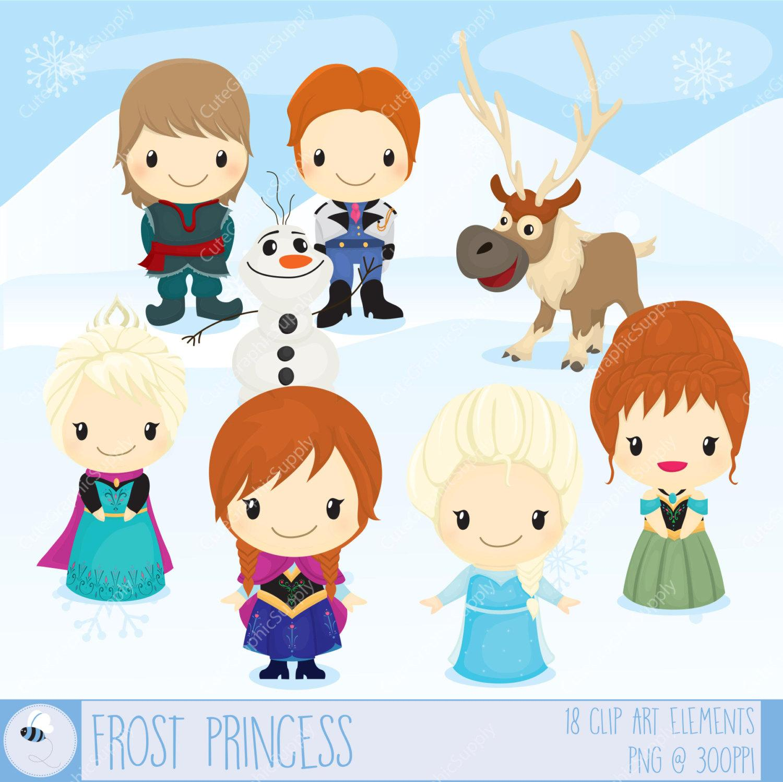 frozen halloween clipart #7