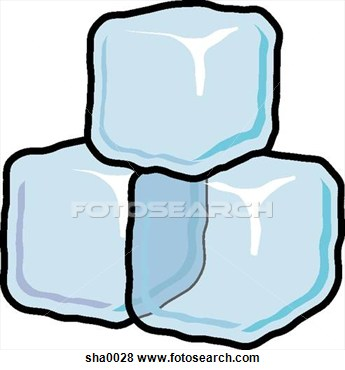 Frozen Ice Clipart.