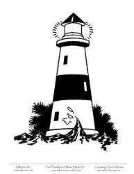 Lighthouse Clipart,Free Lighthouse Clipart & Lighthouse Coloring.