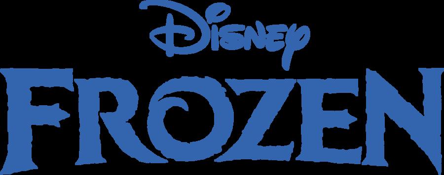 Frozen Logo clipart.