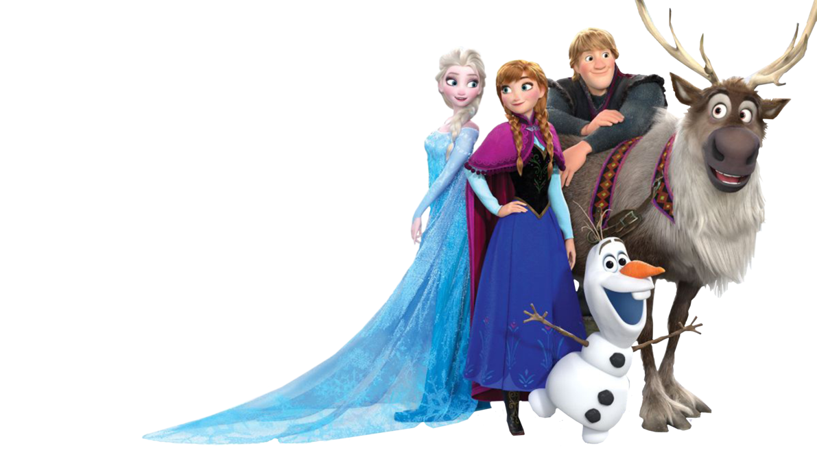 Collection of 14 free Frozen characters png bill clipart dollar sign.