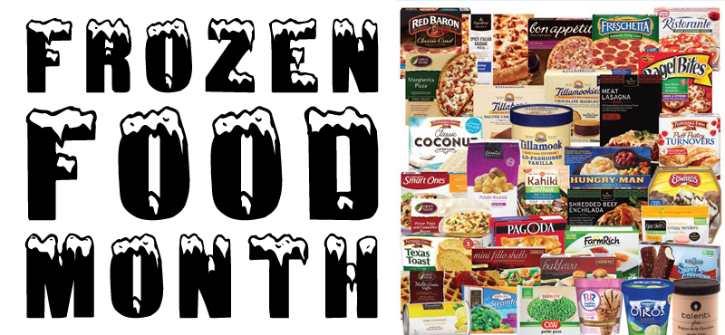 Albertsons » Score BIG in March with Frozen Food Month.