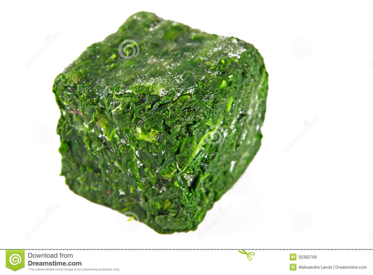 Block Frozen Spinach Stock Photos, Images, & Pictures.