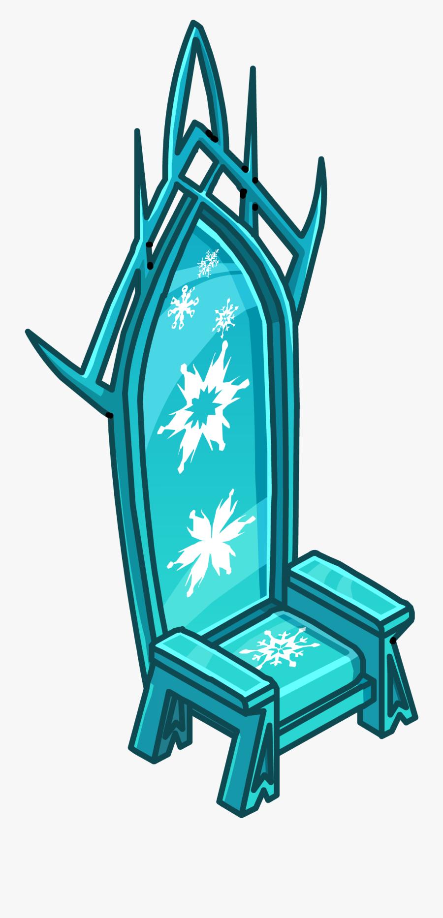 Frozen Throne Png.