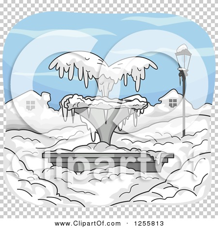 Frozen Water Clip Art.