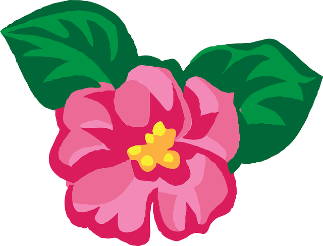 Free vector graphic: Flower, Spring, Pink, Petals, Plant.